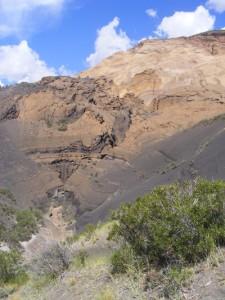 Trabajos geologicos, Mendoza